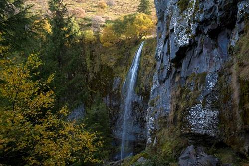 Watervallen Mont Dore