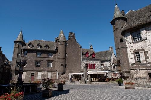 Renaissancewoningen Salers